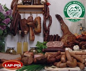 Wędliny Łap-pol - Dystrybucja wędlin tradycyjnych